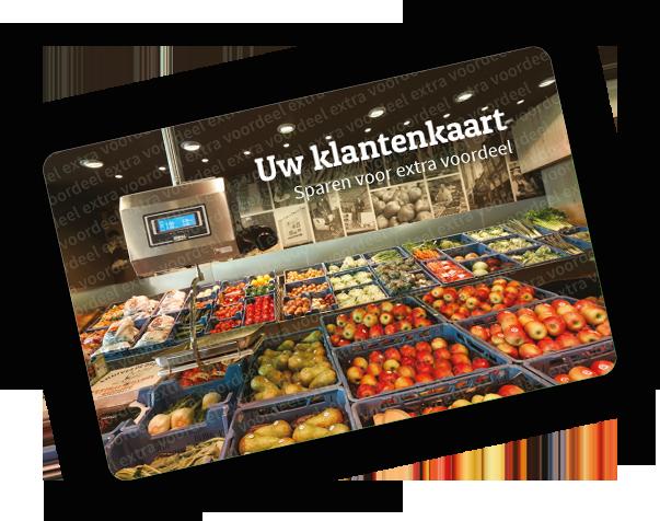 fruithuis klantenkaart